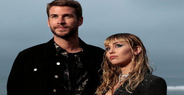 Après la Séparation de Miley Cyrus: Maintenant, dit Liam Hemsworth - Vue