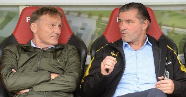 BUNDESLIGA: Dortmund fou de Transfert de l'Été: Watzke Métier de Gestionnaire de Zorc