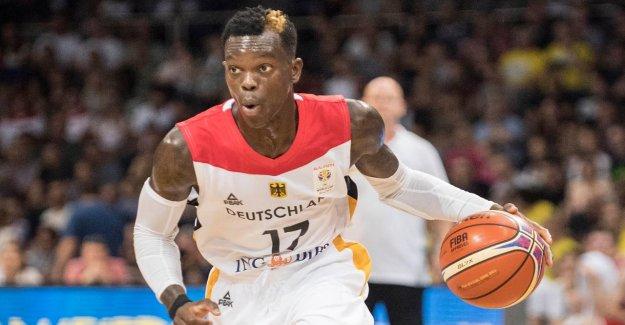 Basket-ball: Dennis Schröder a fait sa fortune dans Hambourg