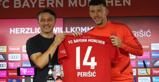 Bayern: Ivan Perisic – B-Solution? Entraîneur de Niko Kovac, veille à l'Idée de Lacher