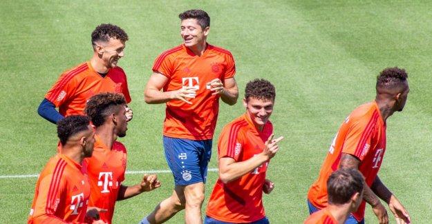 Bayern: Ivan Perisic – aussi couru le 1. La formation du Neuzugangs