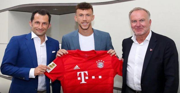 Bayern Munich: Ivan Perisic vient Prêté par l'Inter Milan