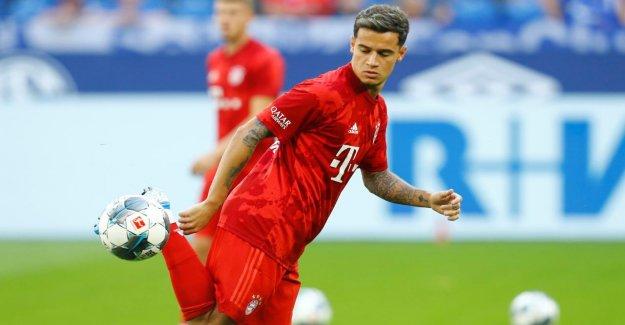 Bayern Munich: Kovac apporte de 80 Millions d'euros-Homme Hernandez contre Schalke