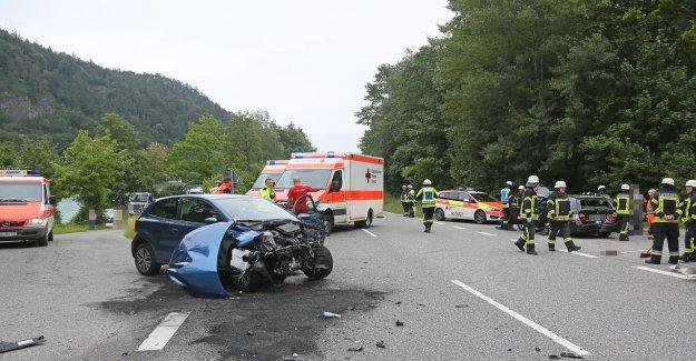 Bayern: les Randonneurs de NRW, déclenche après son Sauvetage de Série Accident