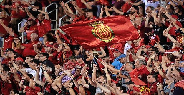 Berne Maheta Molango au RCD Majorque en Primera Division - Vue