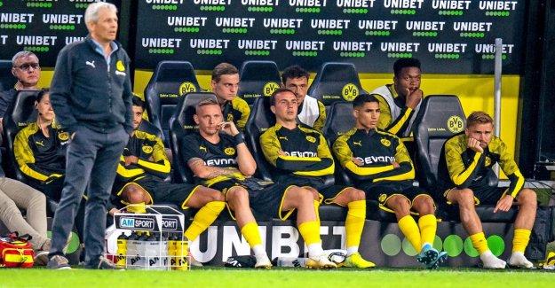 Borussia Dortmund:: Lucien Favre a 160 Millions d'euros sur le BVB-Banque