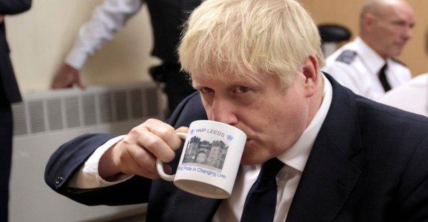 Brexit: No Deal pour l'en empêcher! Parti travailliste envisage de Révolte contre Brexit-Boris