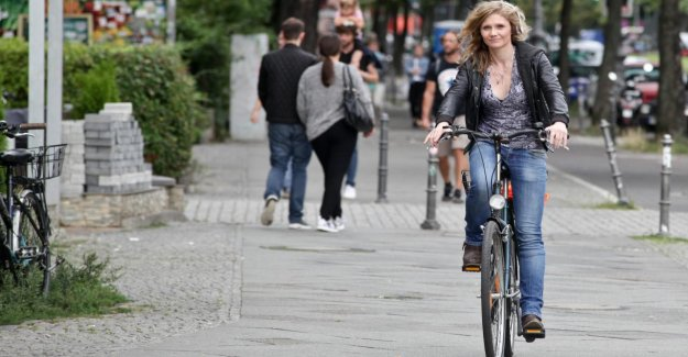 Bussgeldkatalog: puis-je sur le Sentier de Vélo?