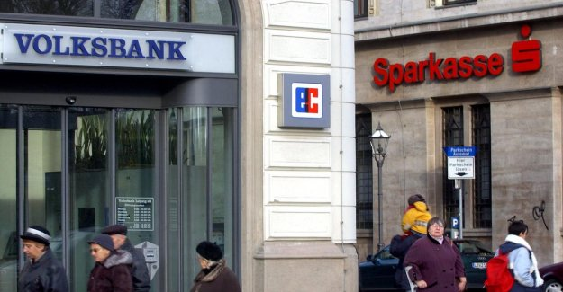 Caisse d'épargne et banque Populaire placer Filiales dans le land de Hesse ensemble