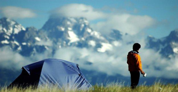 Caravane ou Tente, ou – ce qui est mieux pour le plein air Vacances?