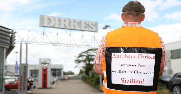 Cologne: Concessionnaire Dirkes – peu d'Espoir pour les Clients concernés