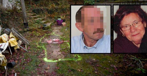 Dalberg: Retraitée (86), sur la Terrasse tué Expert débité Chasseurs