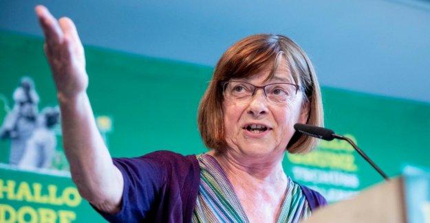 De brandebourg, les Verts veulent avec la CDU et la Gauche de gouverner