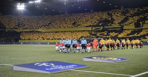 De la Ligue des Champions play-offs: YB rencontre de l'Étoile Rouge de Belgrade - Vue