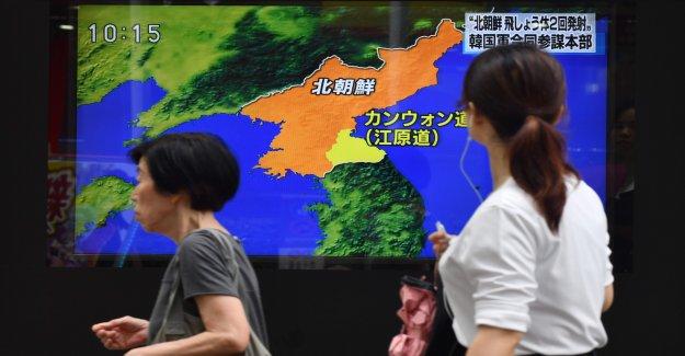 De nouvelles Raketentest: la Corée du nord rompt le Dialogue avec la Corée du sud à partir de la Vue à