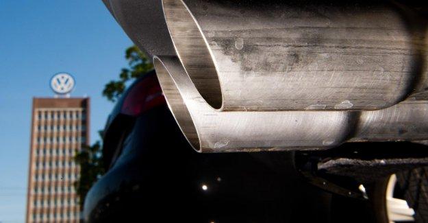 Dieselskandal de Lumière Verte pour VW Rattrapages