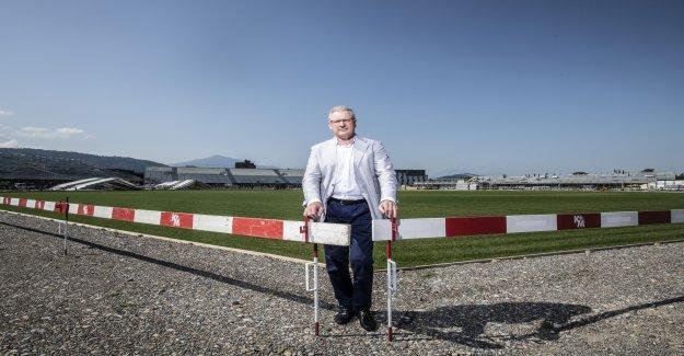 Entretien avec Heinz Tännler de la FASR Vue