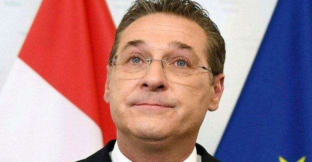 Ex-PARTI en Chef de Perquisition dans le Scandale-Strache