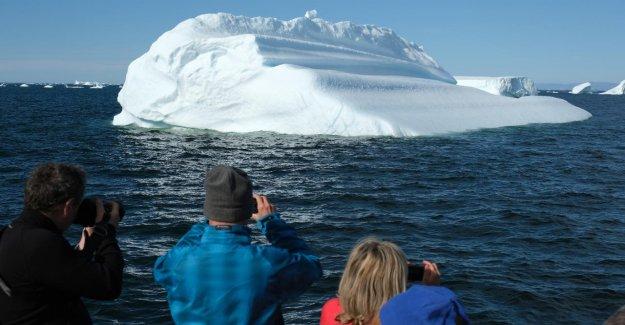 Explorateur polaire Arved Fuchs: Partyschiffe dans l'Arctique n'ont rien à chercher