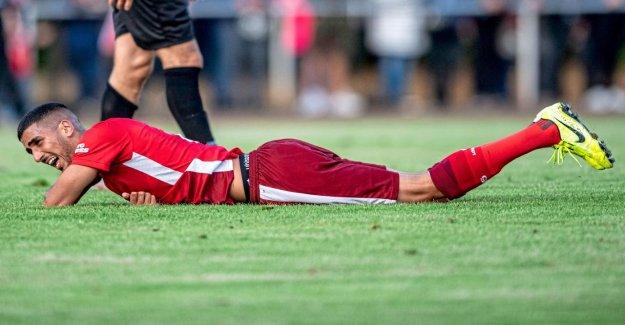 Fortuna Düsseldorf: Aymen Barkok 3 Mois à partir de l'Épaule cassée