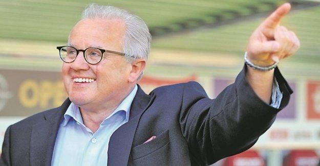 Fritz Keller: la réaction de la Bundesliga, le nouveau Président de la DFB