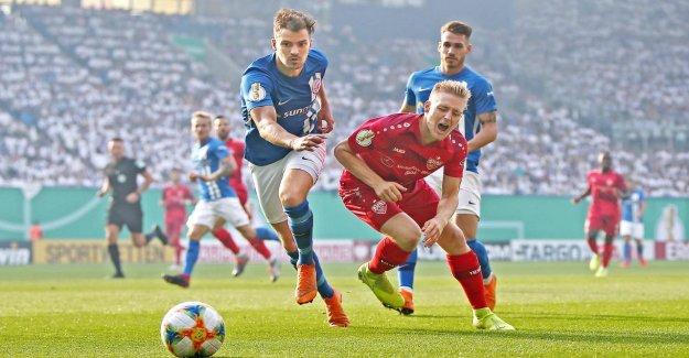 Hansa Rostock: Riedel demande plus de Constance