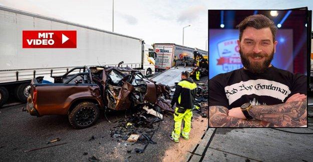 Ingo Kantorek: 50667 CologneStar décède dans un Accident sur l'A8