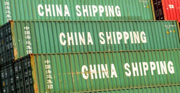 Investissements rupture, la Chine se tourne de l'Allemagne