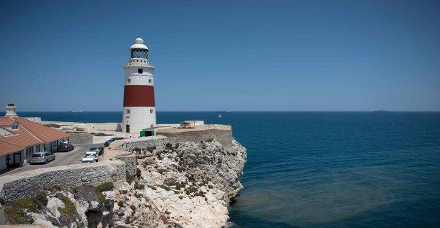 Iran-Citerne à Gibraltar: états-UNIS d'arrêter le Partage de «Grace De 1» Vue