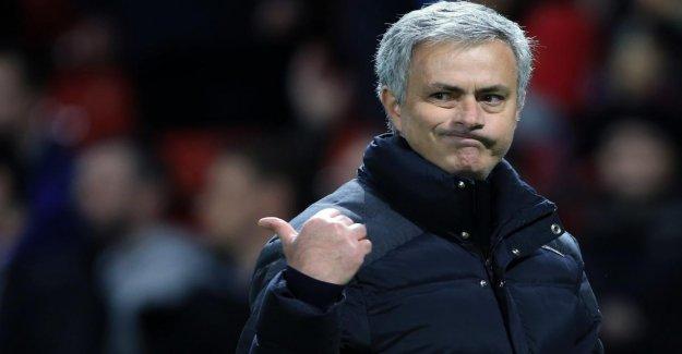 José Mourinho parle d'un nouvel Entraîneur-Job