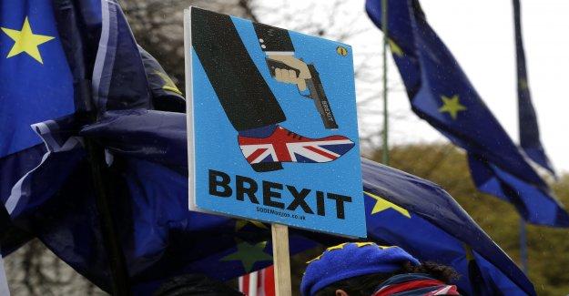 L'Économie britannique se rétrécit, pour la première fois depuis 2012, en Vue