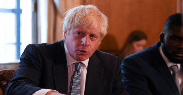 La Sortie de l'UE sans Deal? La majorité des Britanniques en charge dure de Brexit-Boris