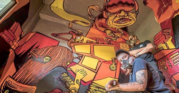 La colère pour les ibug: est-ce que le Festival des arts cette Année?