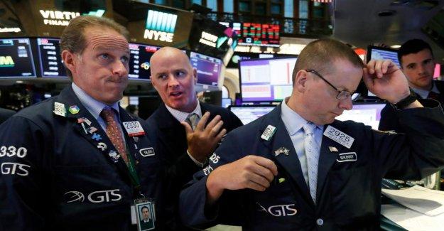 La menace de Récession: Konjunkturangst assure la Panique sur les marchés des états-unis