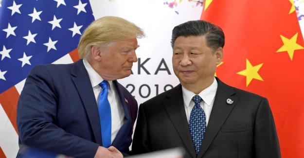 Le Président AMÉRICAIN de Rencontre: Trump veut Xi Hong kong de la Crise de résoudre