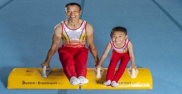 Le chagrin et Donghua Lis Fils: «Le Pire!» - Vue
