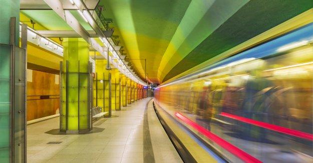 Les navetteurs qui démasque les Pédophiles dans le Métro de Munich - Vue