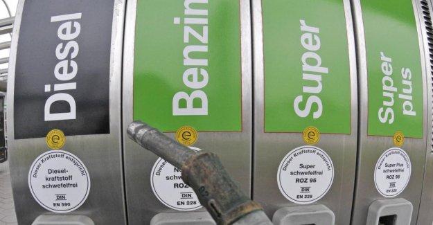 L'essence au lieu de Diesel: un mauvais combustible – que faire?