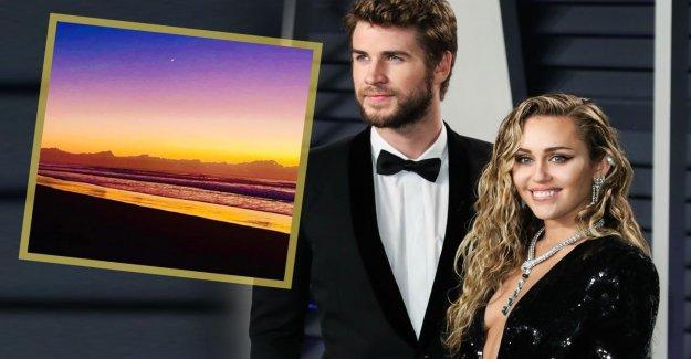 Liam Hemsworth: Avec cette Photo, il fait Miley Cyrus à los