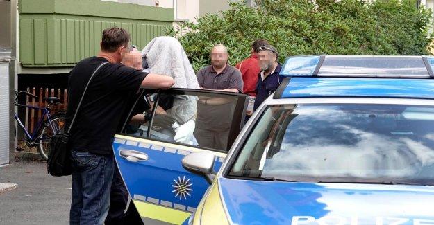 Limbach-Chemnitz: Homme (58) tué des Suspects (18) arrêté
