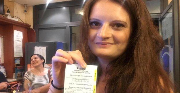 Loto: 209 Millions d'Euros de Jackpot en Italie craqué – Record!