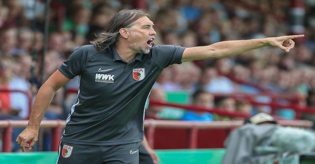 Martin Schmidt en tant que premier de la Bundesliga Coch tiré? - Vue