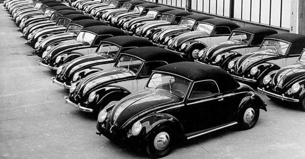 Meerbusch/Wülfrath: Hebmüller–La Blechkünstler de l'industrie Automobile