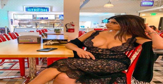 Mia Khalifa honte pour vos Porno de Succès d'une Vue