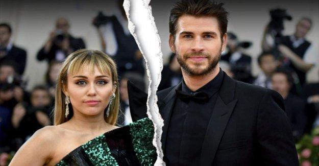 C'est fini entre Miley Cyrus et Liam Hemsworth
