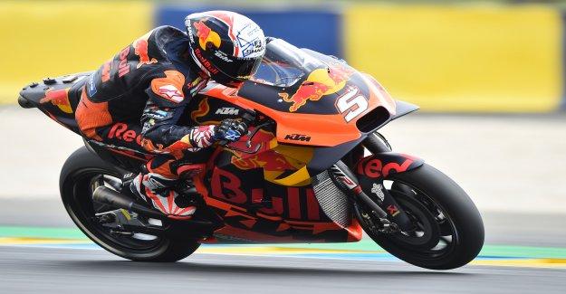 MotoGP: Peut Johann Zarco à cause de Burnout, de ne plus conduire? - Vue