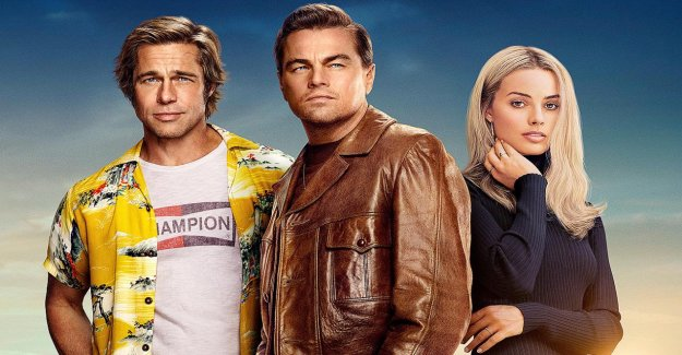 Once Upon A Time in Hollywood: Killermärchen avec Leo & Brad