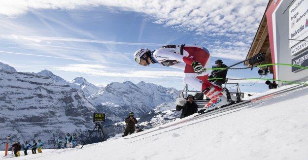 Plusieurs de Ski Stars appuyez CL-Quali entre Bâle et Linz