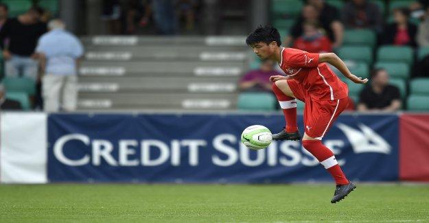 Premier League-Suisse: Qui est cet Ming Yang Yang? - Vue