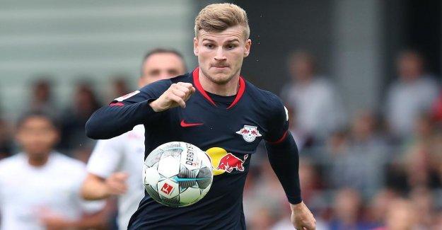RB Leipzig: Timo Werner est ensuite Ultimatium mis!